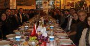 GESİAD ailesi yılbaşı yemeğinde buluştu